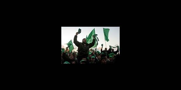 Le Hamas devrait former le gouvernement palestinien - La Libre