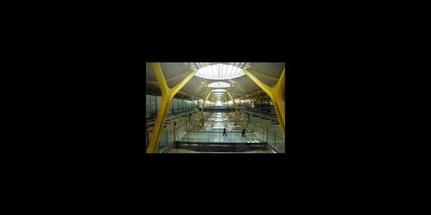 Madrid-Barajas inaugure son nouveau terminal - La Libre