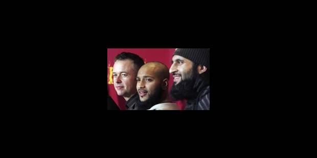 Les barbelés de Guantanamo créent l'événement - La Libre