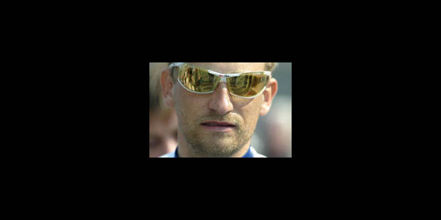 Frank Vandenbroucke obtient l'annulation de sa condamnation - La Libre