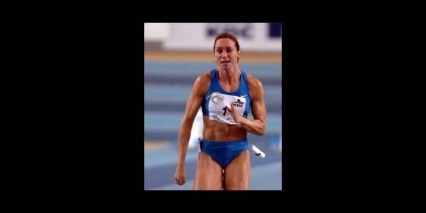 Gevaert obtient le bronze sur 60 mètres - La Libre