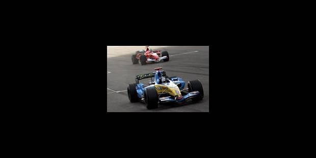 Alonso-Schumi: quel duel! - La Libre