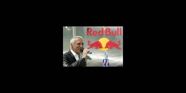 Red Bull poursuit sa stratégie sportive - La Libre