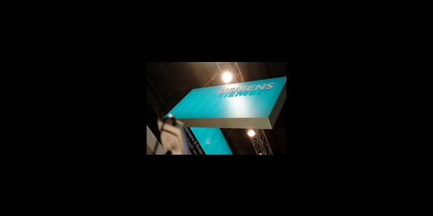 Siemens: nettoyage de printemps