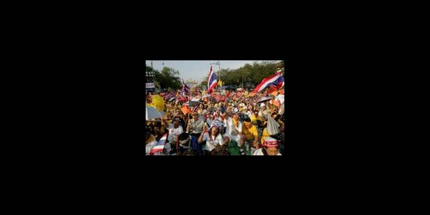 Nouvelle manifestations contre le premier ministre - La Libre