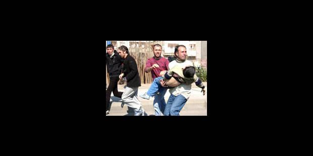 Les émeutes kurdes rappellent de douloureux souvenirs - La Libre