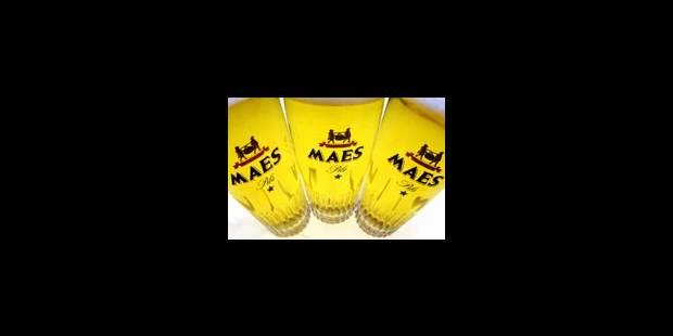 Bière plus chère: Maes suivra, Haacht pas