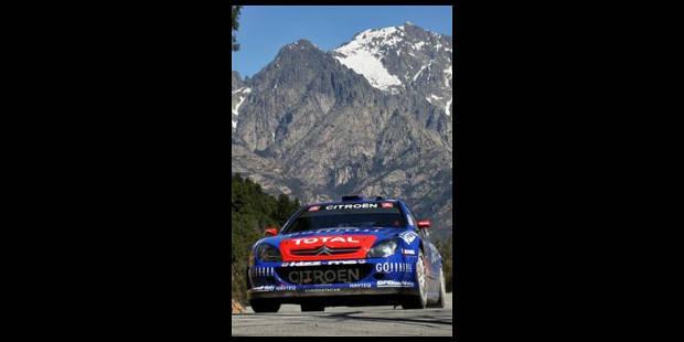 Nouvelle victoire de Sébastien Loeb