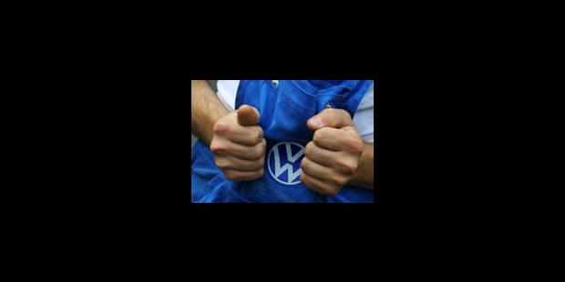 L'usine VW-Forest fermée mercredi?