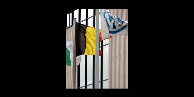 Volkswagen ne fermera pas son site bruxellois - La Libre