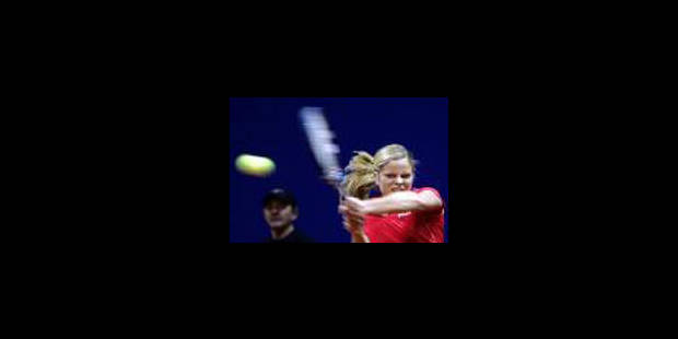Clijsters s'incline face à Dementieva - La Libre