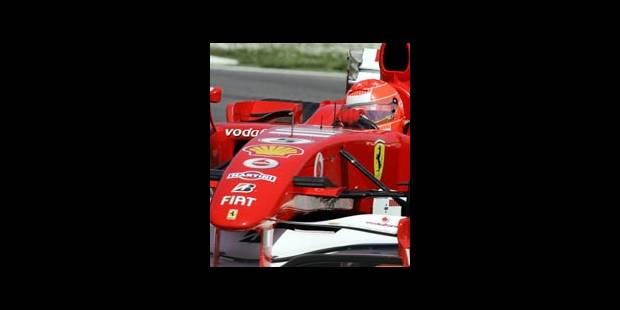 La revanche de Schumacher - La Libre