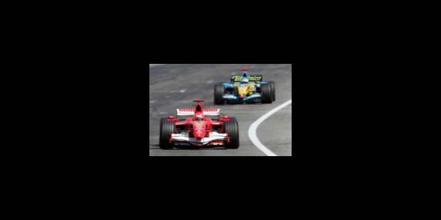 Schumacher renoue avec la victoire - La Libre