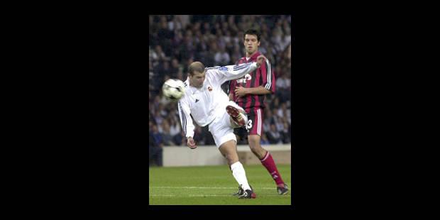 Zinedine Zidane à l'heure de l'adios - La Libre