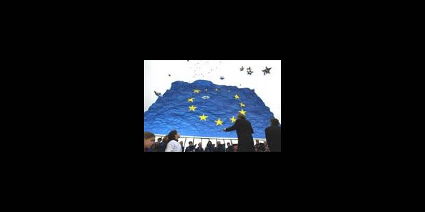 L'UE salue le grand succès de l'élargissement - La Libre