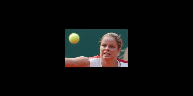 Kim Clijsters en demi-finale - La Libre