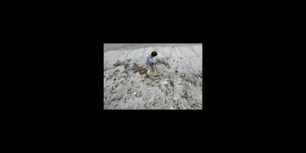 Les Philippines balayées par un typhon - La Libre