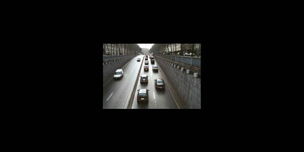 Tunnels fermés sur la petite ceinture à Bruxelles - La Libre