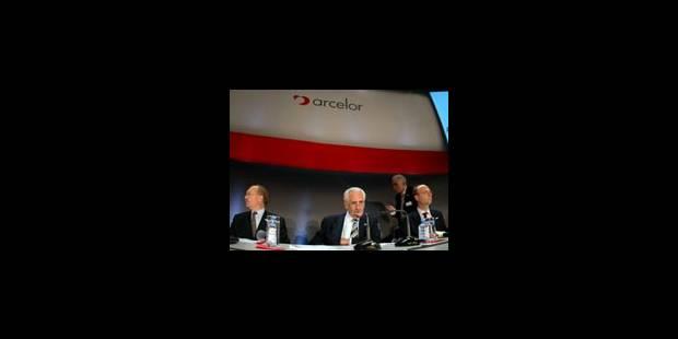 Arcelor s'allie avec le Russe Severstal pour contrer l'OPA de Mittal