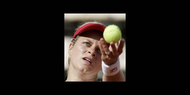 Henin et Clijsters connaissent leurs adversaires - La Libre