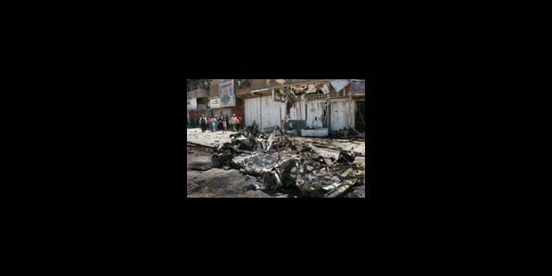 Journée violente à Bagdad - La Libre