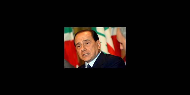 """Berlusconi écrit aux dirigeants du monde: """"je vais revenir"""" - La Libre"""