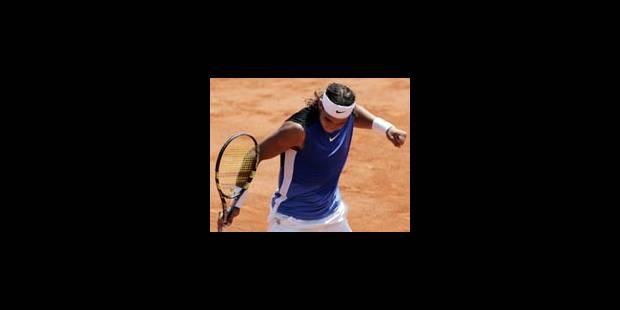 Nadal en demi-finale après l'abandon de Djokovic - La Libre