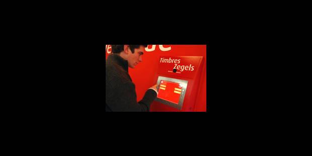 Carton rouge pour les bureaux de poste - La Libre