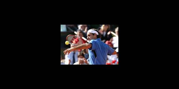 Le grand huit pour Roger Federer - La Libre