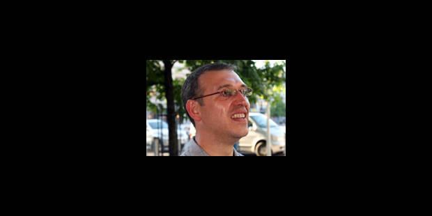 Eric Massin, président intérimaire de la Fédération PS - La Libre