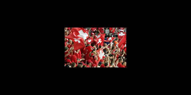 La Suisse élimine le Togo - La Libre