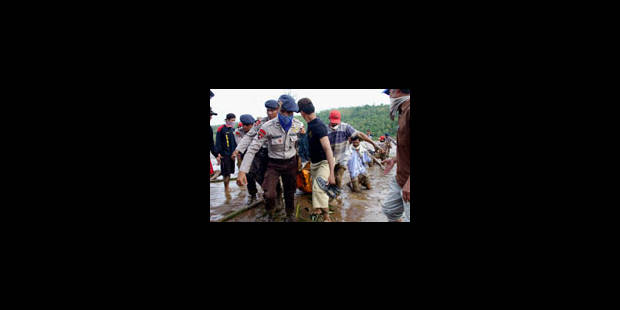 Près de 200 morts après les fortes pluies - La Libre