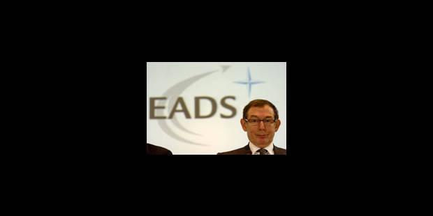 EADS: Paris est à la manoeuvre
