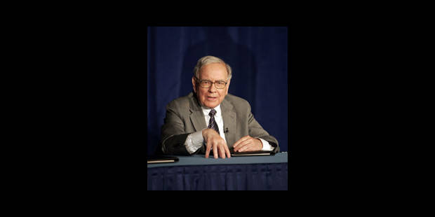 Buffett fait un don de... 37 milliards - La Libre