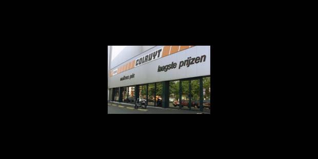 Colruyt détrône Carrefour - La Libre