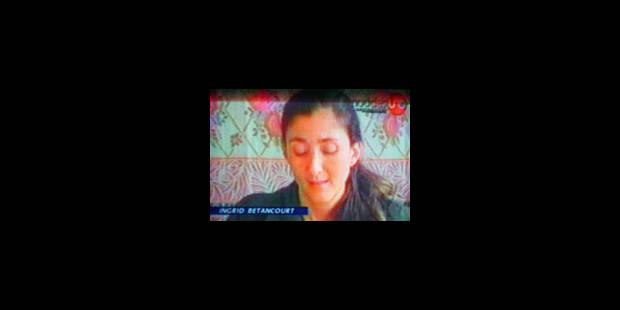 Ingrid Betancourt «va bien» - La Libre