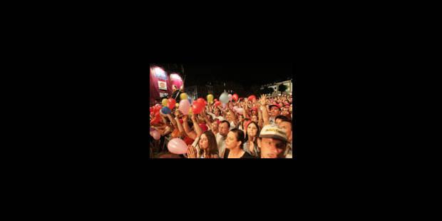 Musique, fête et convivialité - La Libre