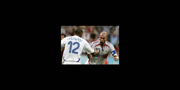 France-Italie en finale