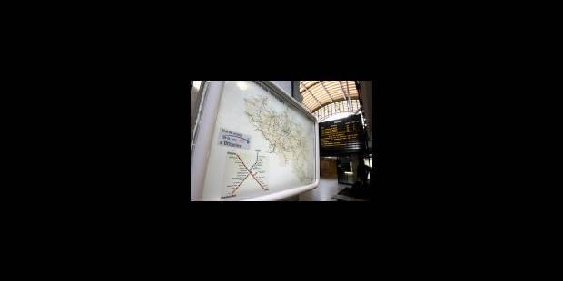 SNCB: 180 millions de clients en 2006 - La Libre