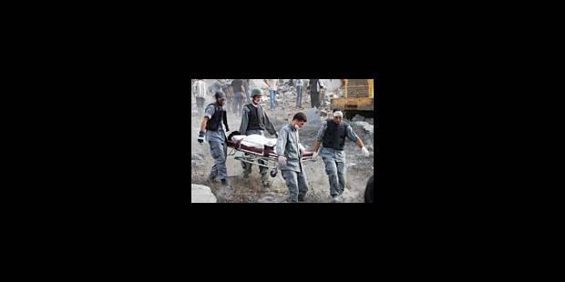 Les offensives israéliennes ont fait au moins 44 morts - La Libre
