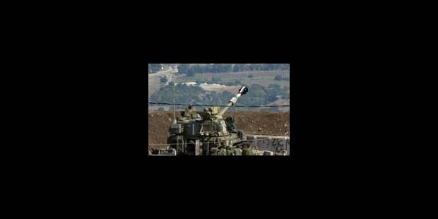 Offensive de Tsahal dans le sud du Liban - La Libre
