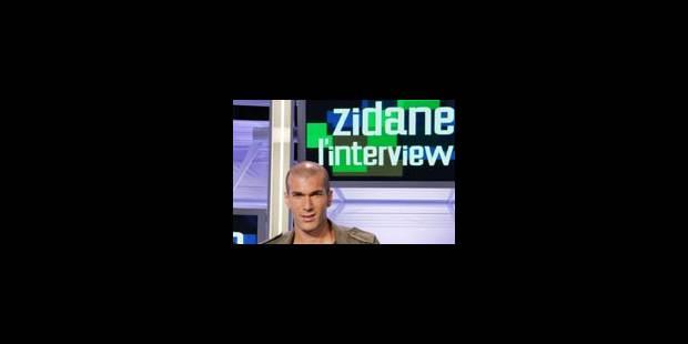 Les américains intrigués par Zidane - La Libre