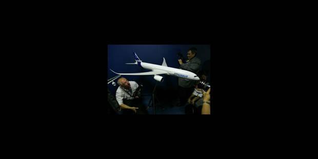 L'Airbus A 350 nouveau est annoncé