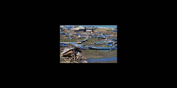 Tsunami : 341 morts au moins - La Libre