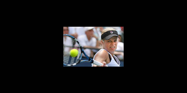Kim Clijsters, reine de Stanford