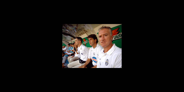 La Juventus confinée en division 2 - La Libre