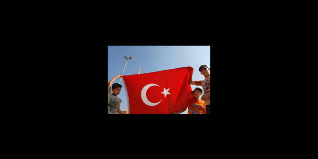 La Turquie face au dragon chinois - La Libre