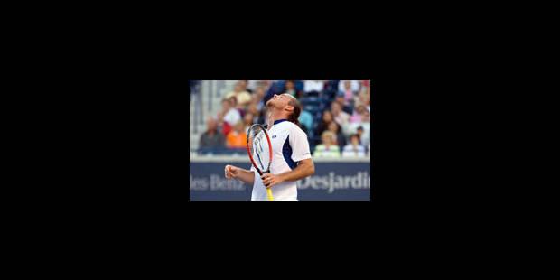 Federer élimine Malisse - La Libre