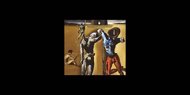Dali et ses folles habitations - La Libre