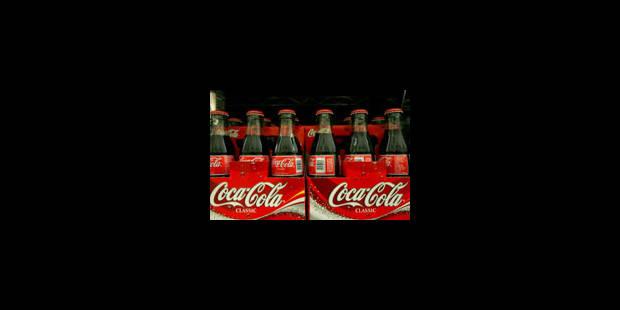 Coca-Cola en justice contre un Etat indien - La Libre